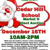 Cedar Hill Middle School Christmas Market and Silent Auction