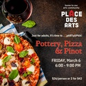 pARTy@PdA: Pottery, Pizza and Pinot #2