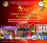 Lunar Flower Fest and Tet Festival