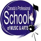 Canada's Professional School  of Music and Arts
