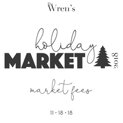 The Wren's Holiday Handmade Market