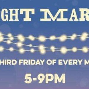 Shop, Sip, Give Night Market