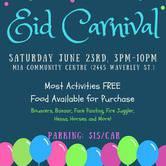 MIA's Annual Eid Carnival