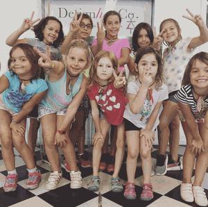 Summer Break - Dance & Design Camp!