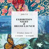 June Exhibitions Opening Reception and Place des Arts Brand Launch