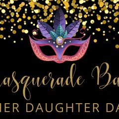 Father Daughter Dance - Masquerade Ball