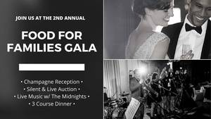 Food for Families Gala