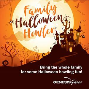 Family Halloween Howler at Genesis Place