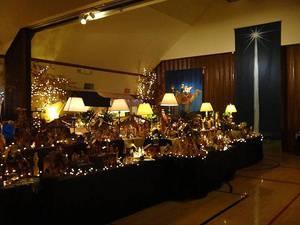 Annual Nativity Exhibit