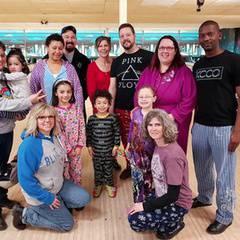 A&B Courier BOWL FOR KIDS' SAKE Richmond Hill