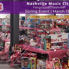 (FREE) PUBLIC ADMISSION | Spring 2020 - Nashville Music City JBF