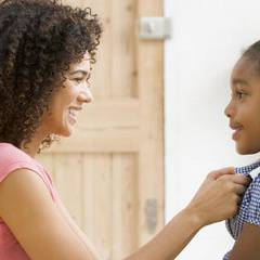Mothers and Daughters: Staying Connected (Elementary/Middle)