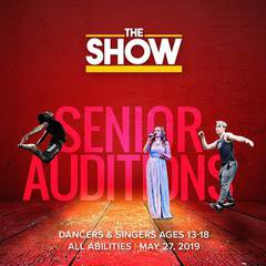 The Show Company Senior Auditions