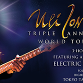 Uli Jon Roth - Triple Anniversary World Tour - Calgary!