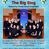 The Big Sing!