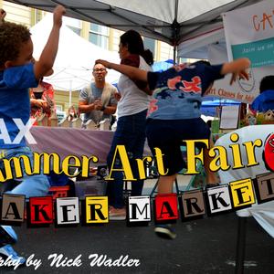 Alameda Summer Art Fair & Maker Market Presented by Flax