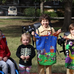 Haunts & Houses: Trick or Treating at the Historical Park