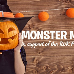 Monster Mash for the IWK!