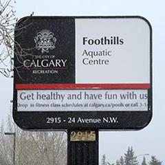 Foothills Aquatic Centre