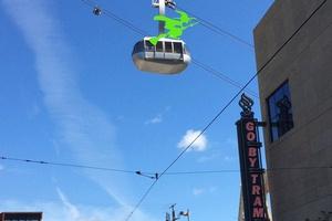 Halloween Fun at the Tram