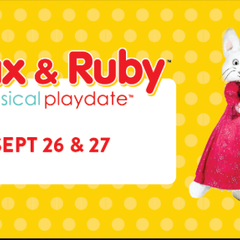 A Free Live Stage Performance by Max & Ruby