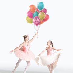 Alberta Ballet School Open House