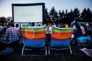 "Outdoor Movies at Marymoor Park: ""Grease"""
