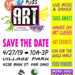 Kid's Art Festival