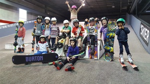 Trampoline, Ski & Snowboard Summer Camp