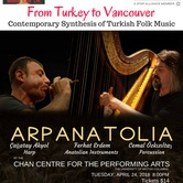 Arpanatolia - Contemporary Synthesis of Turkish Folk Music