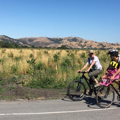 Coyote Valley by Bicycle w/ Supervisor Ken Yeager – 21 miles
