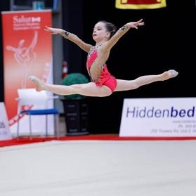 Chinook Rhythmique Gymnastic Club's promotion image