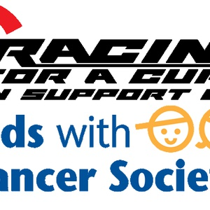 Racing for a Cure in support of Kids with Cancer Society