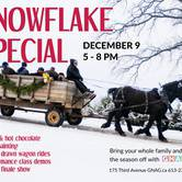 Snowflake Special - Family Holiday Party