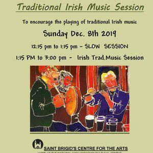 Traditional Irish Music Session (Seisiún)
