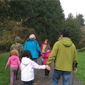 Free Family Weekend Walks - Swing Into Spring