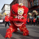 Portland Chinatown's Lunar New Year Dragon Dance in NW PDX