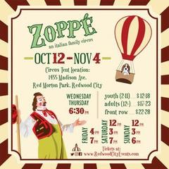 Zoppé - An Italian Family Circus 2018