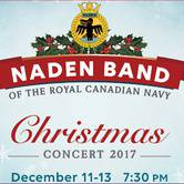 Naden Band Christmas Concerts with Toy Drive