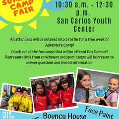 San Carlos Parks & Recreation Summer Camp Fair