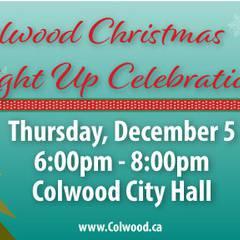 Colwood Christmas Light Up