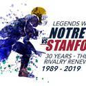 Legends Weekend 2019: Notre Dame vs. Stanford