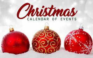 Christmas Calendar of Events around Victoria