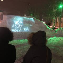 Stories From The North: An Outdoor Snow-Screening