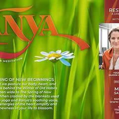 March Spring Renewal Restorative Yoga