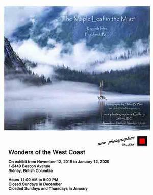 Wonders of the West Coast