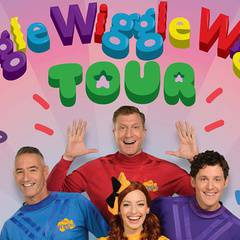 The Wiggles - Wiggle Wiggle Wiggle! Tour Edmonton