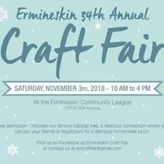 Ermineskin Annual Craft Fair