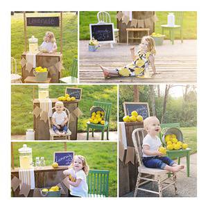 Lemonade Stand Mini Sessions