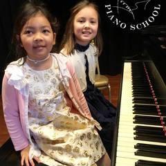 Golden Key Piano School's Annual Duet Recital